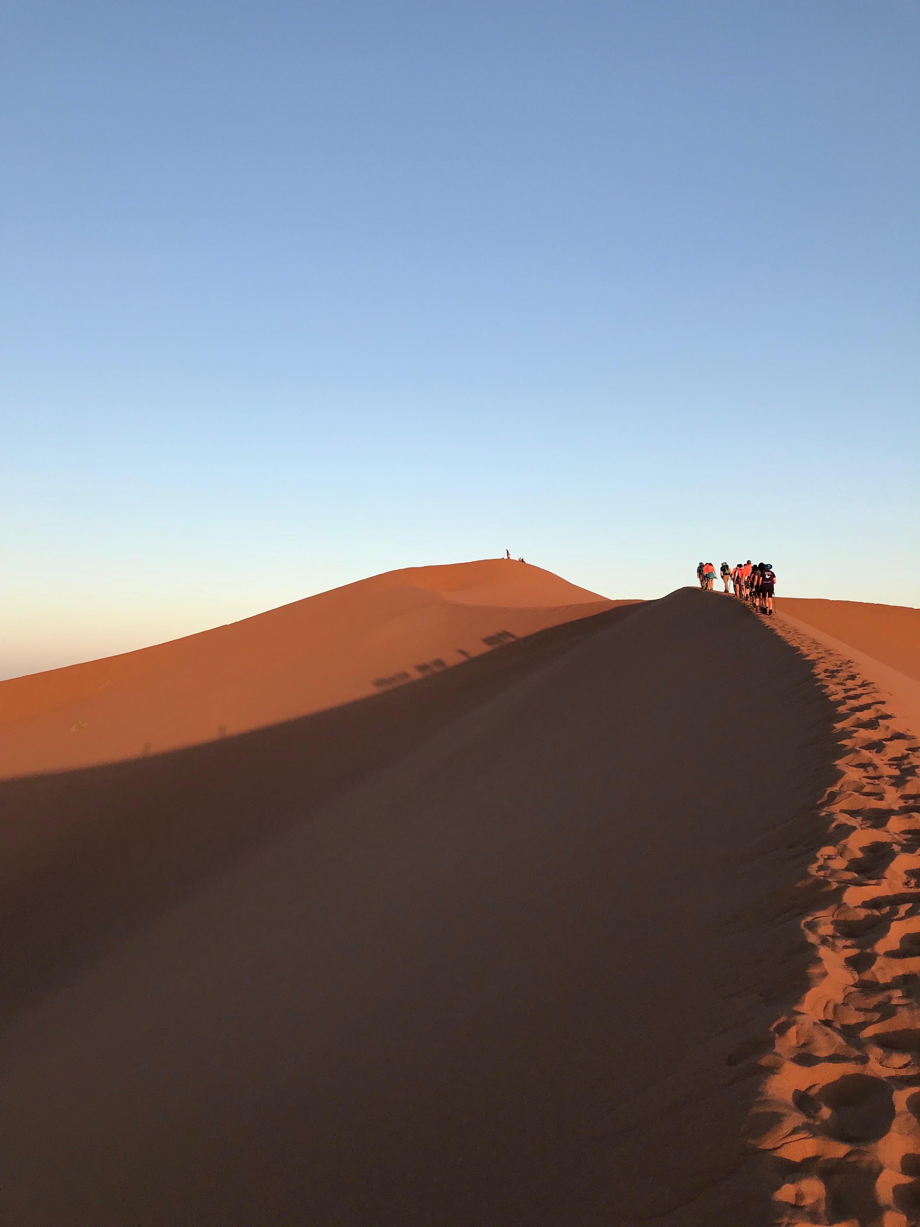 Kat Sahara Trek